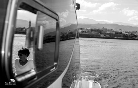 Boat Tour in Chania with Sea Breeze Cruises