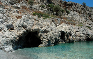 Boat Tour in Chania (Menies Beach) with Sea Breeze Cruises